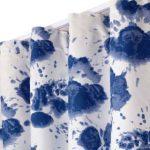 Штора Colours A80226DD, 140 х 270 см, синяя