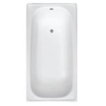 Ванна стальная WHITE WAVE Сlassik 150х75см с ножками толщина 1,7мм