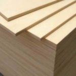 Шлифованная фанера из древесины 2 сорта